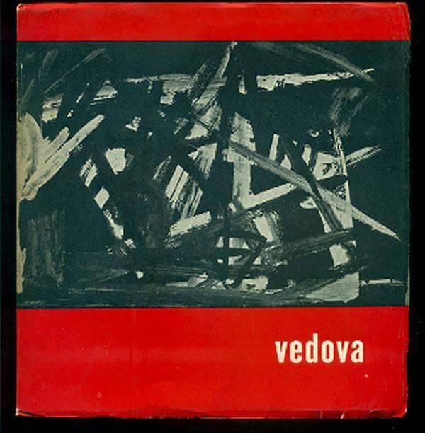 Emilio Vedova. Madrid,  Editora Nacional  (Cuadernos de arte del Ateneo de Madrid),  1961