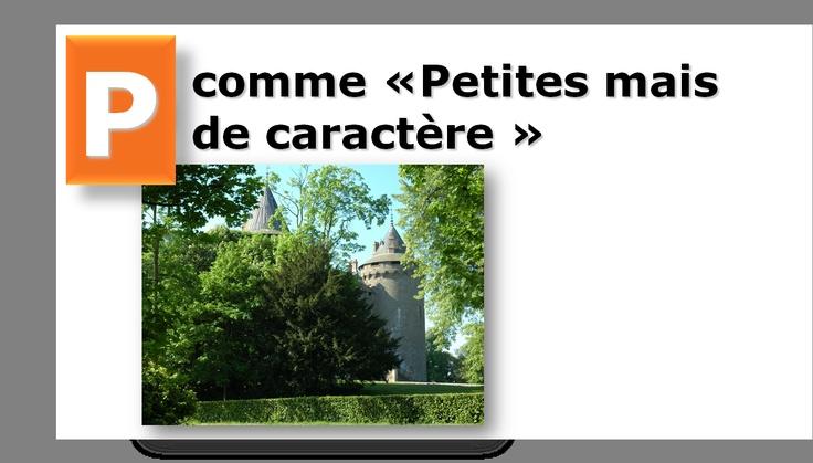4 villes du département labélisées Petites cités de caractère :    - Bazouges la Pérouse  - Bécherel  - Châteaugiron  - Combourg