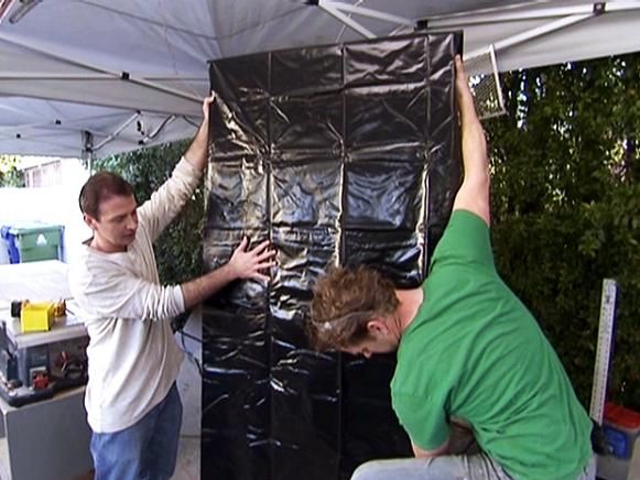 Learn how to build an outdoor water feature from HGTV.com.