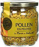Lune de Miel Les Spécialités Pollen en Pelotes Pot Verre 250 g