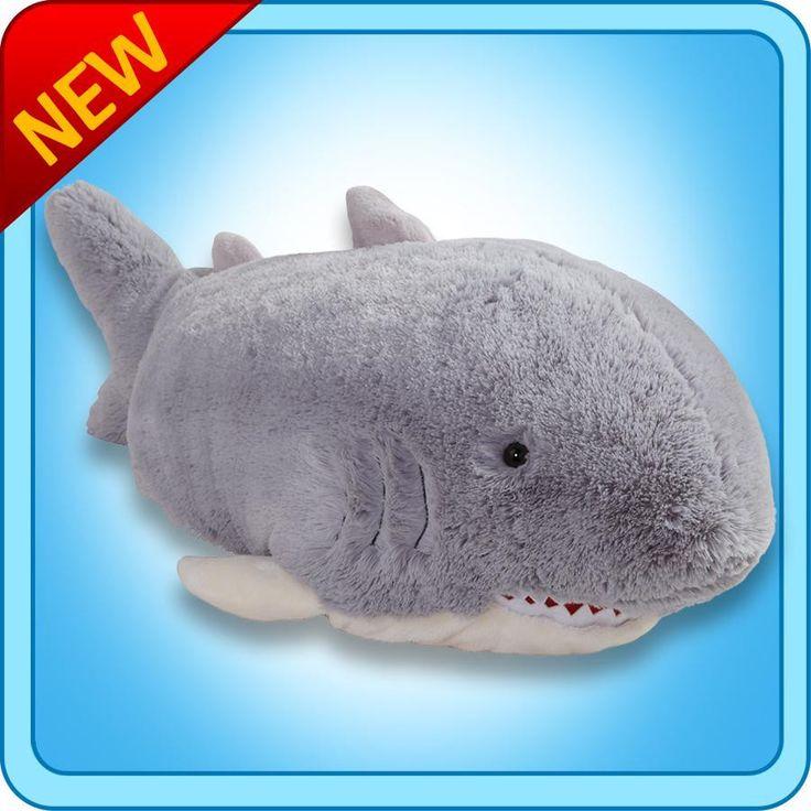 PeeWee Sharky Shark | My Pillow Pets® Canada