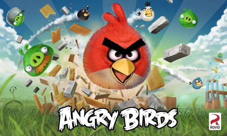 Angry Birds ei nappaa