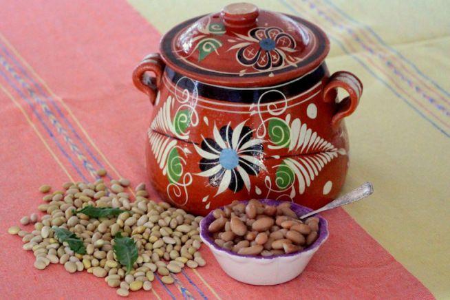 Frijoles de la Olla: mexican style beans