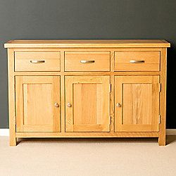 london oak large pedestal home. london oak sideboard large light pedestal home o