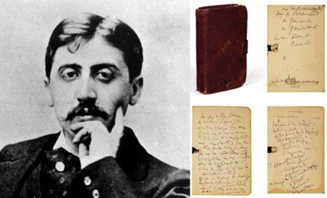 La agenda perdida de Proust | Cultura | EL MUNDO