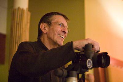 Leonard Nimoy, Actor / Director / Narrator / Photographer