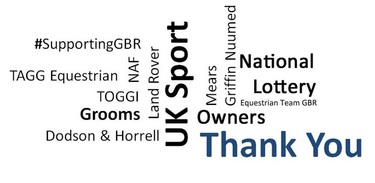 Griffin NuuMed - Equestrian Team GBR Official Suppliers #supportingGBR