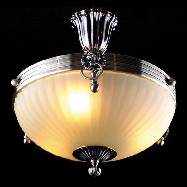 Потолочные и подвесные светильники Классика Люстра 89247/3 античная бронза