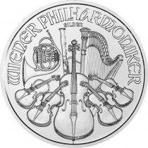 Empfohlenes Produkt : Philharmoniker 1 Unze Silber 2016