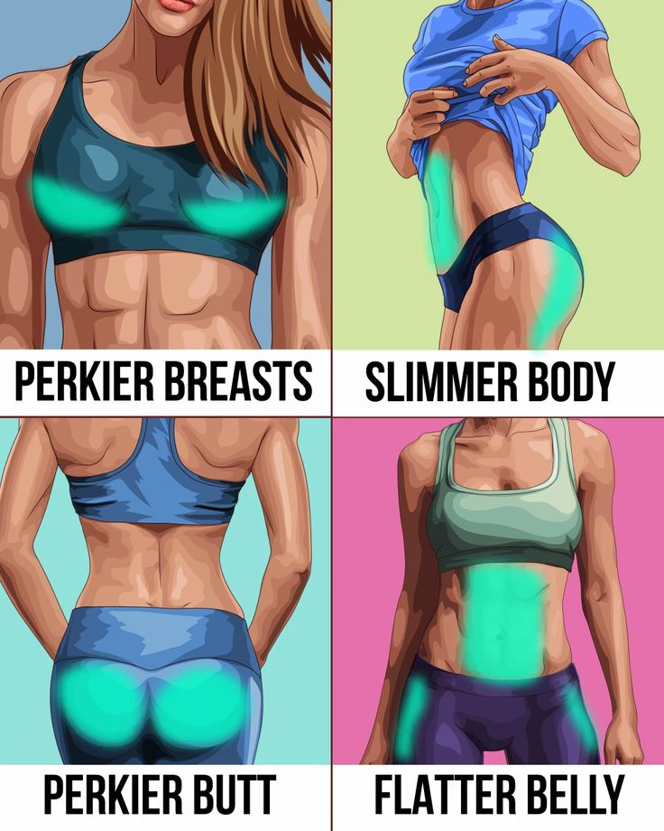 Perfect Workout To Get Slimmer Body!
