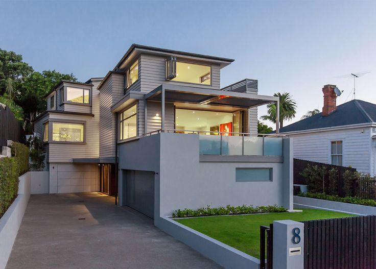 ADNZ New Home over 300m2 | Winner | Thomson Residence | Creative Arch Ltd