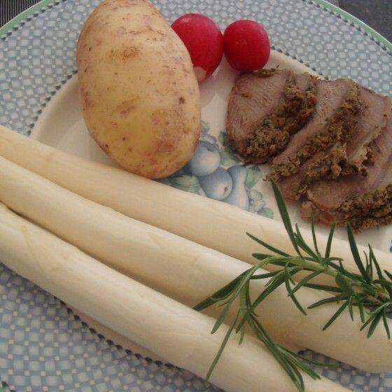Roastbeef salat essen und trinken