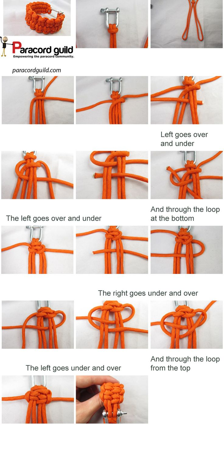 161 Best Paracord Projects Images On Pinterest