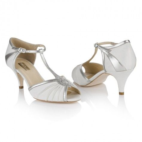 I am in love with ALL Rachel Simpson shoes - for weddings or otherwise!!! I want them all