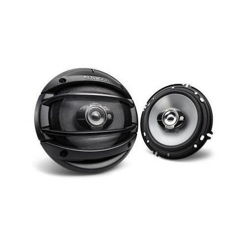 Kenwood 3-Way Sport Series Coaxial Speakers. ¡Las mejores para tu carro!