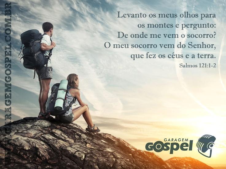 De Onde Virá Meu Socorro: Pin By Garagem Gospel On Wallpaper Março 2013