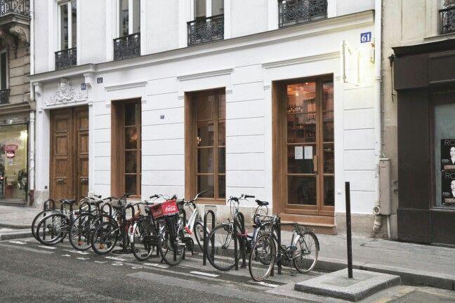 Le mordant _ 61 rue de chabrol 75010 paris