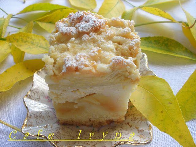 Сafe Iryna: Нежный яблочный пирог с Рикоттой