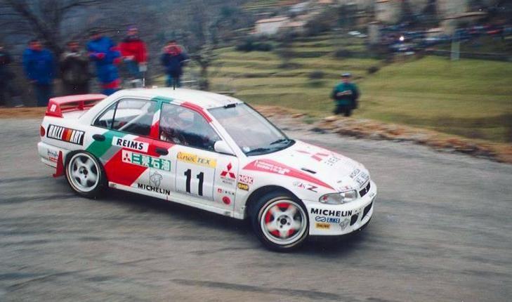 Tommi Makinen/Seppo Harjanne - Mitsubishi Lancer Evolution 2 [Monte Carlo]