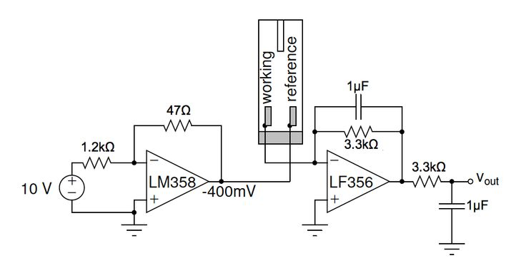 Off the Bench - Our Glucometer Circuit - BIOE 414 Instrumentation Projects - University of Illinois - Engineering Wiki