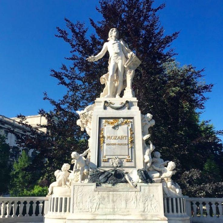 Wien Sehenswürdigkeiten Tipps Mozart - 1