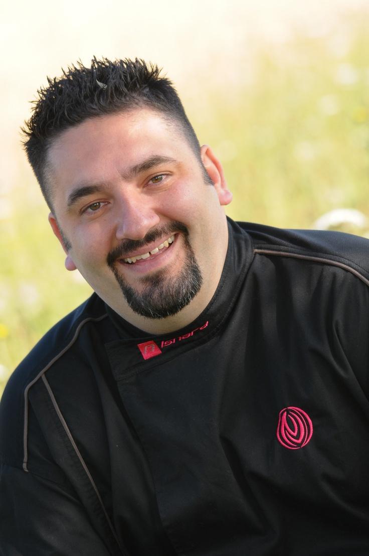 Chef Nicolas Isnard, La Cedraie (one Michelin Star), Curzay, France - http://www.chateau-curzay.com