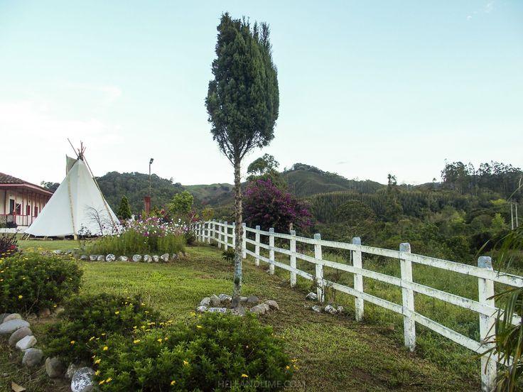 El Mocambo Hostel and Guestshouse - Finca nearby Salento and the Cocora Valley, Colombia (coffee region)