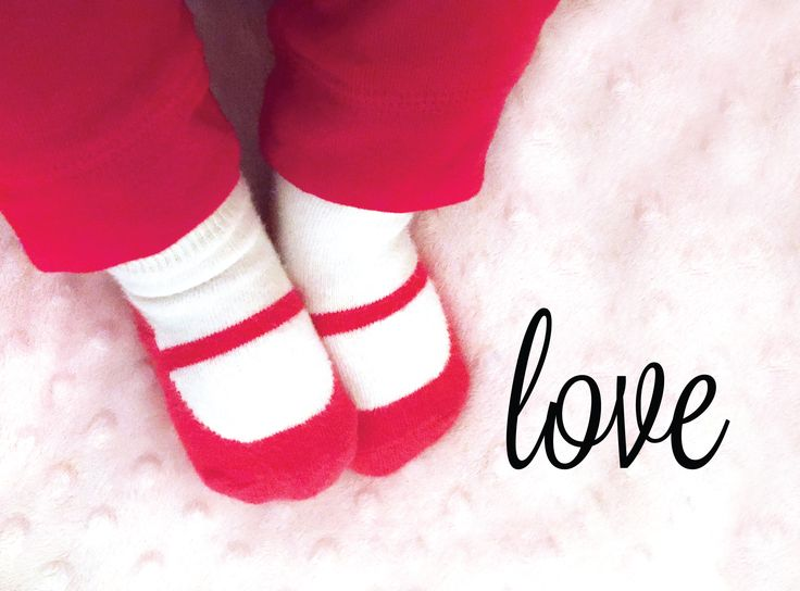 Love is in the air with our Jitterbug Jenny socks! trumpette.com