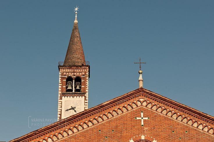 San Eustorgio church - Corso di Porta Ticinese (Milano, Italy) #Milano #milan #Italy #church