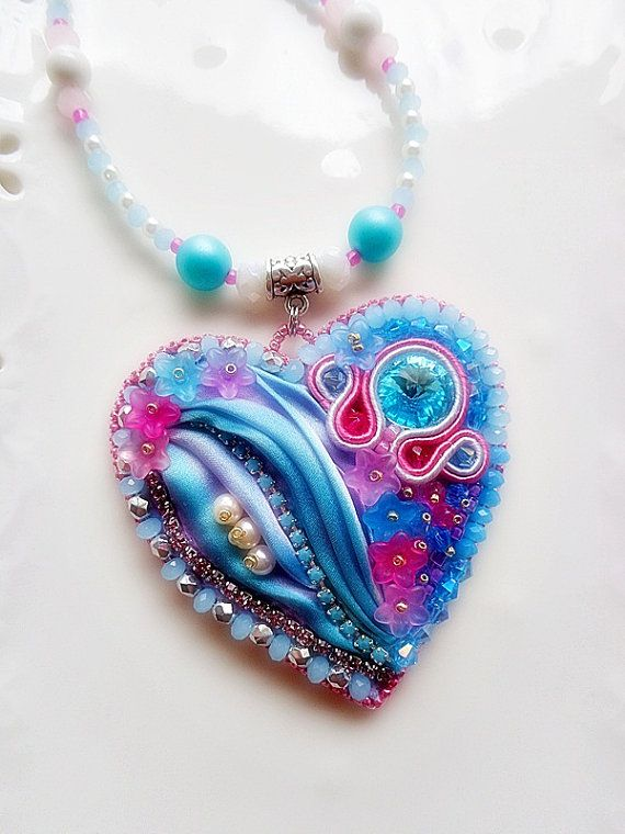 Shibori heart turquoise and pink summer trend party on Etsy, $88.58 AUD