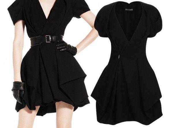 Vestido globo, vestido camisero y vestido péplum   Moda Vestidos