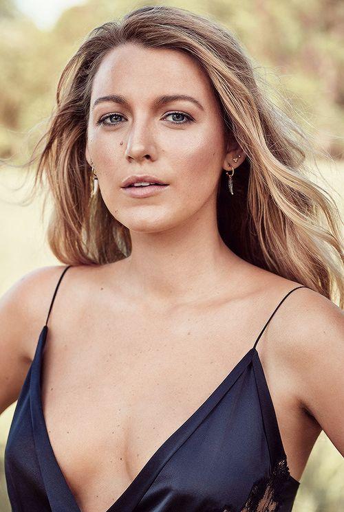 Blake Lively – Glamour Magazine September 2017