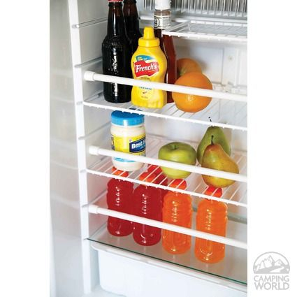 Fridge/Cupboard Extension Tubes, 3pk - White - Intersource Enterprises D14-702 - Refrigerator Accessories - Camping World