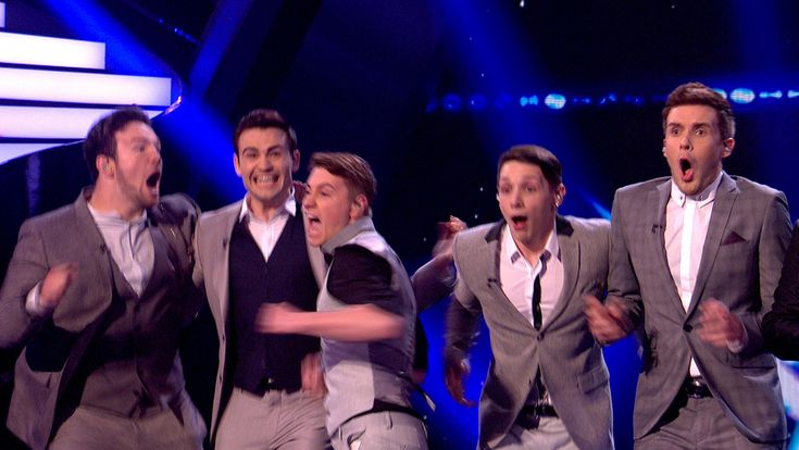 Collabro are the winners of Britain's Got Talent 2014!
