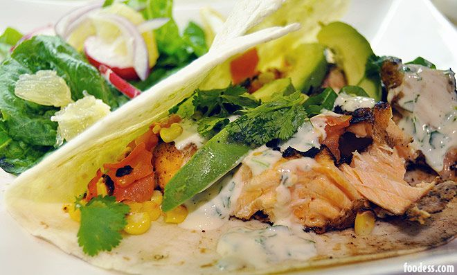 1000 ideas about blackened fish tacos on pinterest for Fish taco aioli