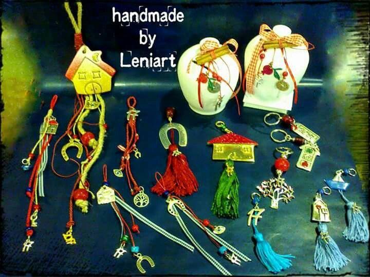 Το νέο έτος προ των πυλών και είμαστε έτοιμοι να το υποδεχτούμε! Με συνεχόμενο ωράριο (10:00-21:00)κάθε μέρα και με την πιο μεγάλη ποικιλία σε γουρακια και  ρόδια!!! Βάζουμε τα δυνατά μας για μία τυχερή χρονιά !!! LENIART είσαι! #leniart #thessaloniki #handmade_crafts #gifts #newyear #love #happiness #joy