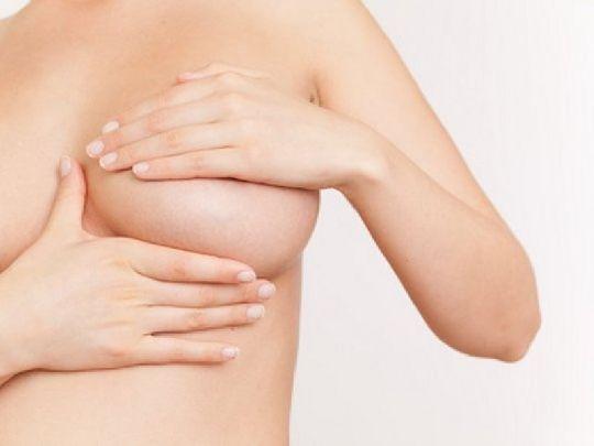 Brustmassage - für das Stillen den Milchfluss anregen!