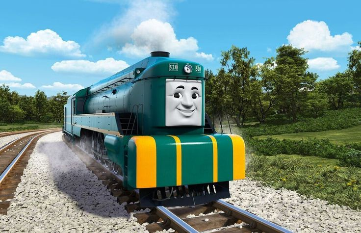 While Thomas the Tank Engine has been a part of many childhoods around the world, it never had many friends from around the globe, apart from Hiro the Japanese engine.