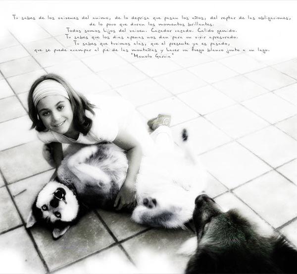 Serie de trabajos de Retoque Fotografico, realizado para nuestros clientes. Trabajos creativos de fotomanipulacion: fotomontajes, caricaturas, virado en sepia, blanco y negro, restauracion de fotos deterioradas. ect.