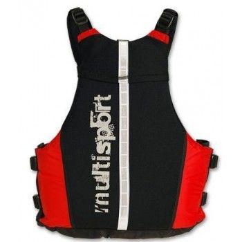 69 euros Gilet de flottabilité kayak Hiko Multisport | Rouge/Blanc