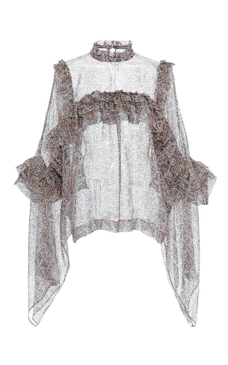 Veronique Branquinho Spring Summer 2016 - Preorder now on Moda Operandi