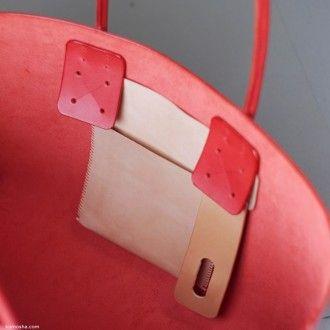 kumosha's hand stitched leather totebag02