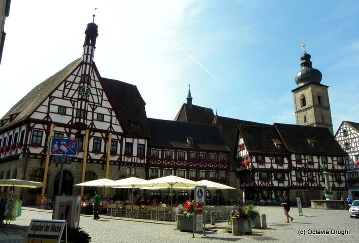 Forchheim, the Gateway to Frankenjura