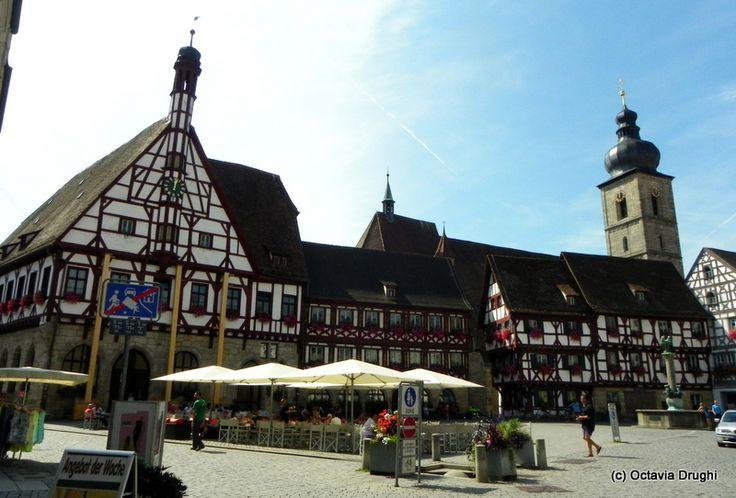 Forchheim, the Gateway to Frankenjura