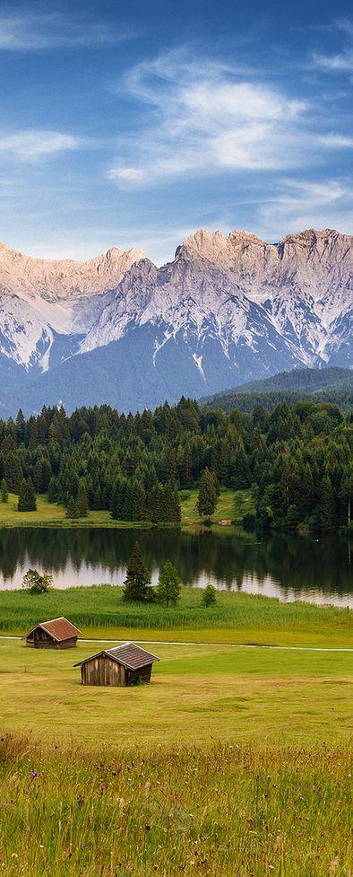 Geroldsee, Baviera, Germany