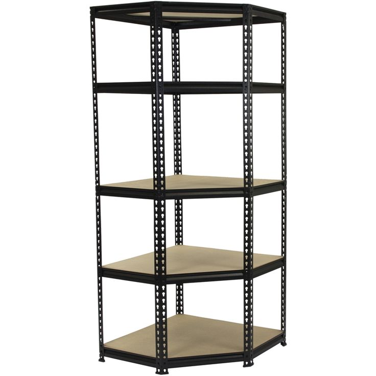 Best corner shelving unit ideas on pinterest