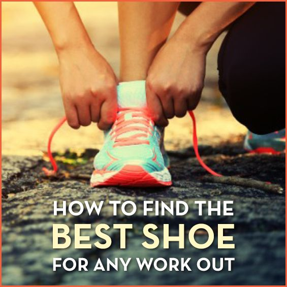 Not all athletic shoes are created equally; find the best ones for running, walking, cross-training, or weight lifting with our helpful guide.