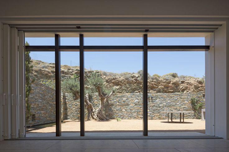 Residence in Tinos  Design: GREENWAYSHELLAS www.greenwayshellas.gr