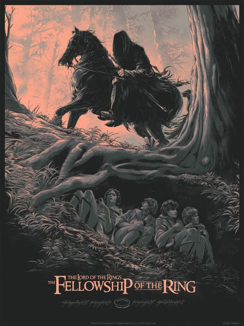 The Lord of the Rings: The Fellowship of the Ring - Juan Esteban Rodríguez