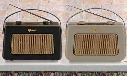 image for Vintage-Style Digital Radio